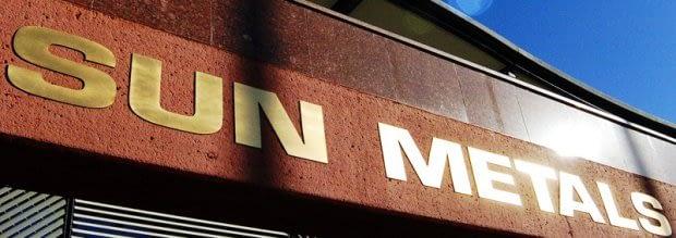 Economic Impact of Proposed Sun Metals Expansion