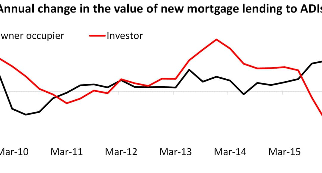 High LVR lending is easing up with a further slowdown expected